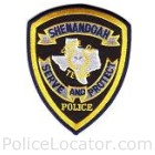 Shenandoah Police Department Patch