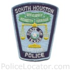 South Houston Police Department Patch
