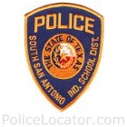 South San Antonio ISD Police Department Patch