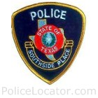 Southside Place Police Department Patch