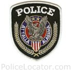Attalla Police Department Patch