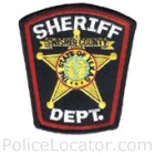 Swisher County Sheriff's Office Patch