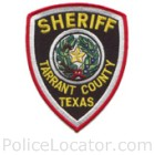 Tarrant County Sheriff's Office Patch