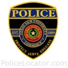 Texas A&M University Police Department - Commerce Patch