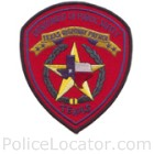 Texas Highway Patrol Patch