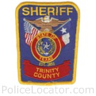 Trinity County Sheriff's Office Patch
