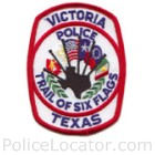 Victoria Police Department Patch