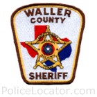 Waller County Sheriff's Office Patch