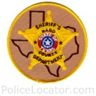 Ward County Sheriff's Office Patch