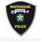 Whitehouse Police Department Patch