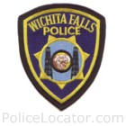 Wichita Falls Police Department Patch