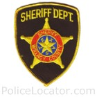 Willacy County Sheriff's Office Patch