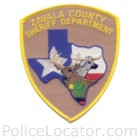 Zavala County Sheriff's Office Patch