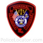 Alexandria City Marshal's Office Patch