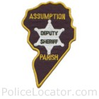 Assumption Parish Sheriff's Office Patch
