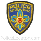 Baton Rouge Police Department Patch