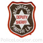 Beauregard Parish Sheriff's Office Patch