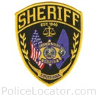 Calcasieu Parish Sheriff's Office Patch