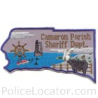 Cameron Parish Sheriff's Office Patch