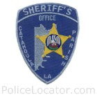 Catahoula Parish Sheriff's Office Patch