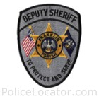 Franklin Parish Sheriff's Office Patch