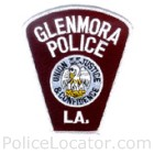 Glenmora Police Department Patch