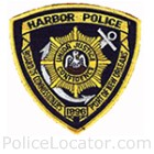 Harbor Police Department Patch