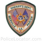 Iberville Parish Sheriff's Office Patch