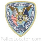 Jefferson Parish Sheriff's Office Patch
