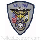 Killian Police Department Patch