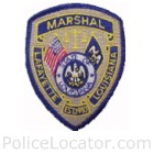Lafayette City Marshal's Office Patch