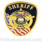 Livingston Parish Sheriff's Office Patch