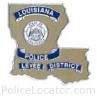Louisiana Levee District Police Department Patch