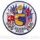 Mandeville Police Department Patch