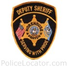 Morehouse Parish Sheriff's Office Patch
