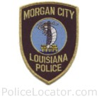 Morgan City Police Department Patch