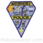Natchitoches Police Department Patch