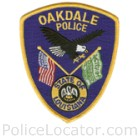 Oakdale Police Department Patch