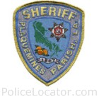 Plaquemines Parish Sheriff's Office Patch