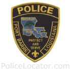 Port Barre Police Department Patch
