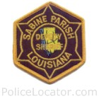 Sabine Parish Sheriff's Office Patch