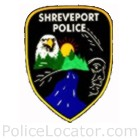 Shreveport Police Department Patch