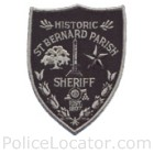 St. Bernard Parish Sheriff's Office Patch