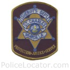 St. Charles Parish Sheriff's Office Patch
