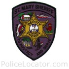 St. Mary Parish Sheriff's Office Patch