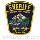 Terrebonne Parish Sheriff's Office Patch