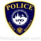 University of New Orleans Police Department Patch