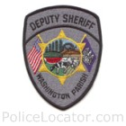 Washington Parish Sheriff's Office Patch