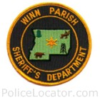 Winnfield Police Department Patch