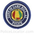 Camp Hill Police Department Patch